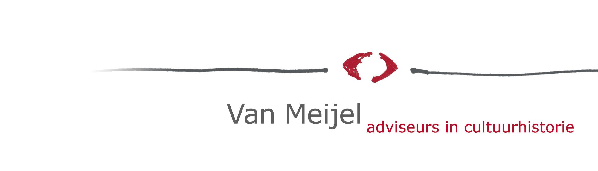 Van Meijel - adviseurs in cultuurhistorie