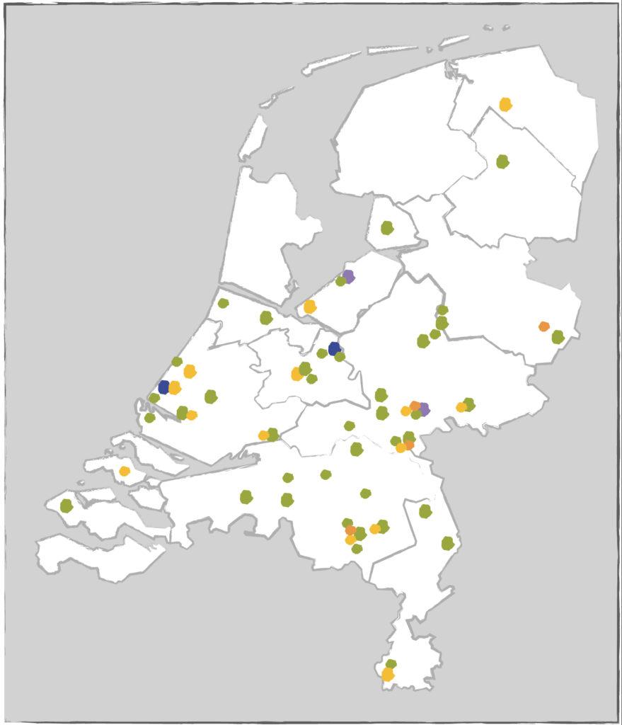 van meijel cultuurhistorie projectenkaart 2019